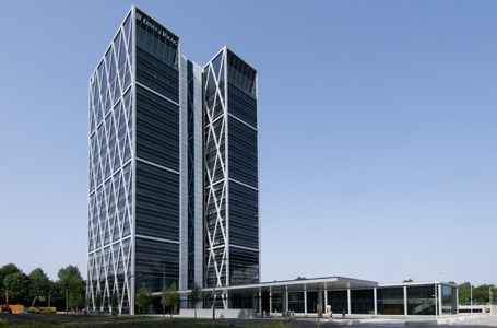 Projects Offices Ernst Amp Young Merkx Girod